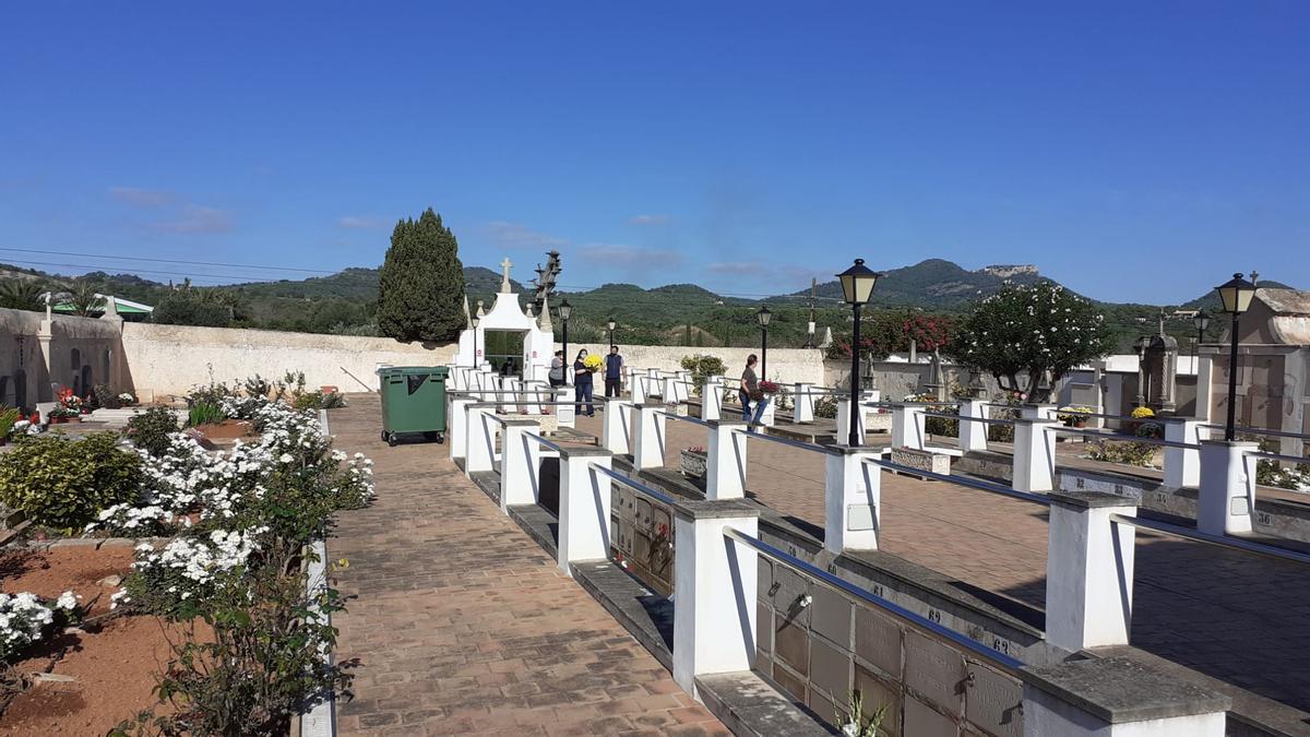 Cementerio de s'Alqueria Blanca.