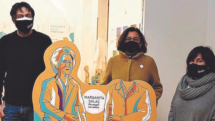 Margarita Salas, ciencia por la igualdad