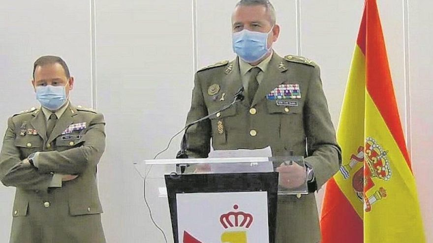 Defensa valora a Córdoba como sede del segundo Taller de Arquitectura de la Base Logística del Ejército de Tierra