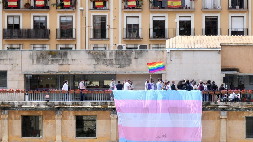 Las feministas radicales contraatacan al Orgullo en Murcia y saldrán a la calle contra la Ley Trans