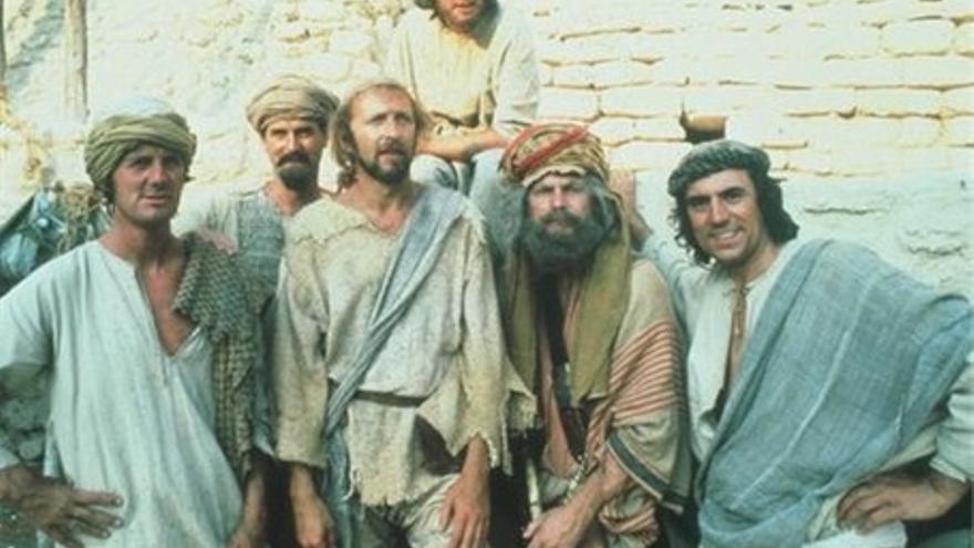 Brian y Tintín en Afganistán