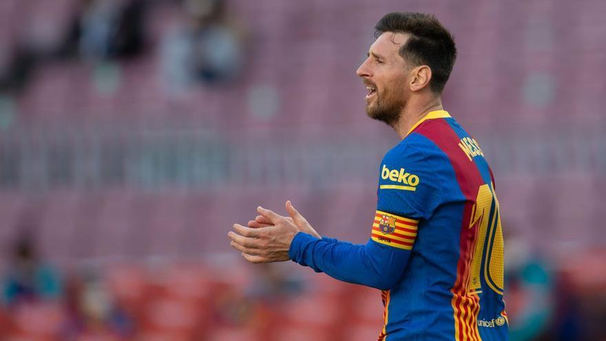 Leo Messi no seguirá en el FC Barcelona