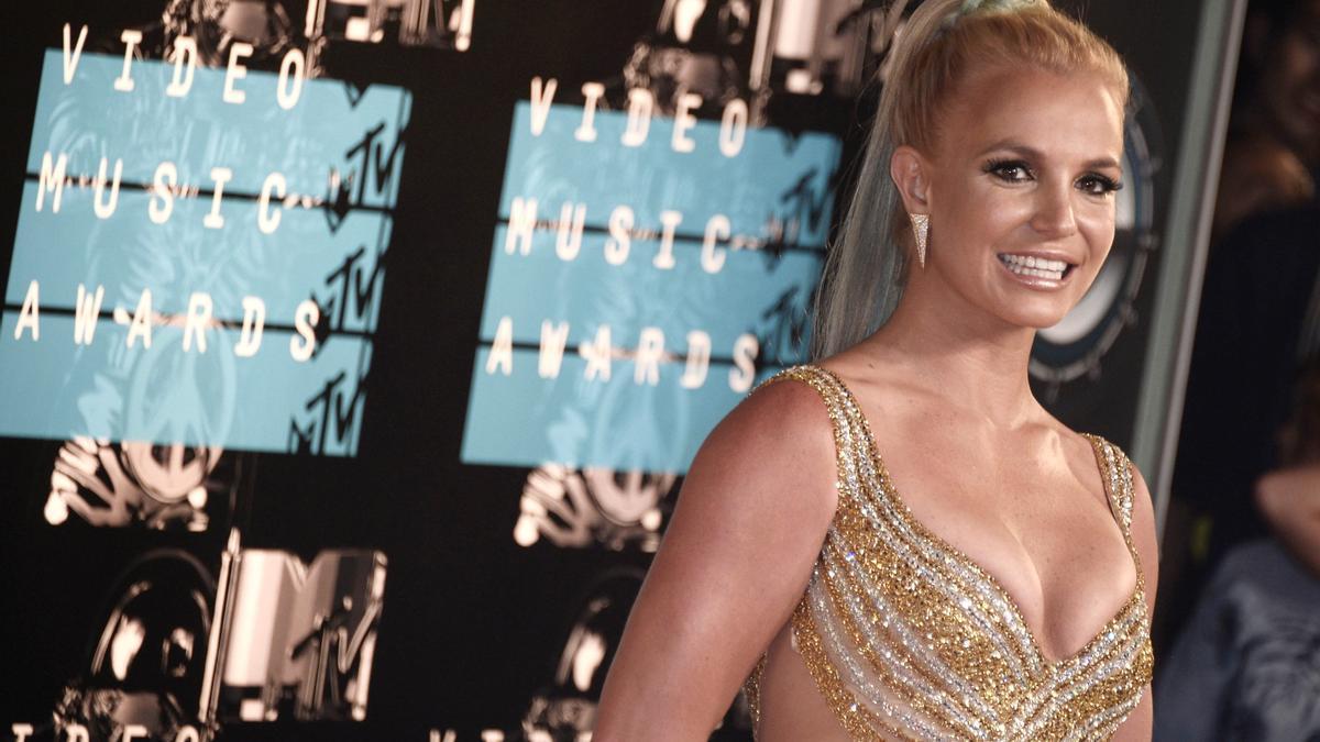 Britney Spears, en una aparición pública hace unos años