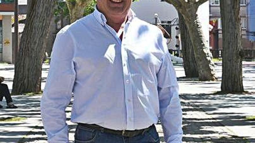 """""""Posiblemente Carral é o concello que mellor ten as pistas municipais"""""""