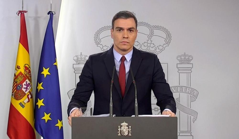Sánchez decreta el estado de alarma | Marzo