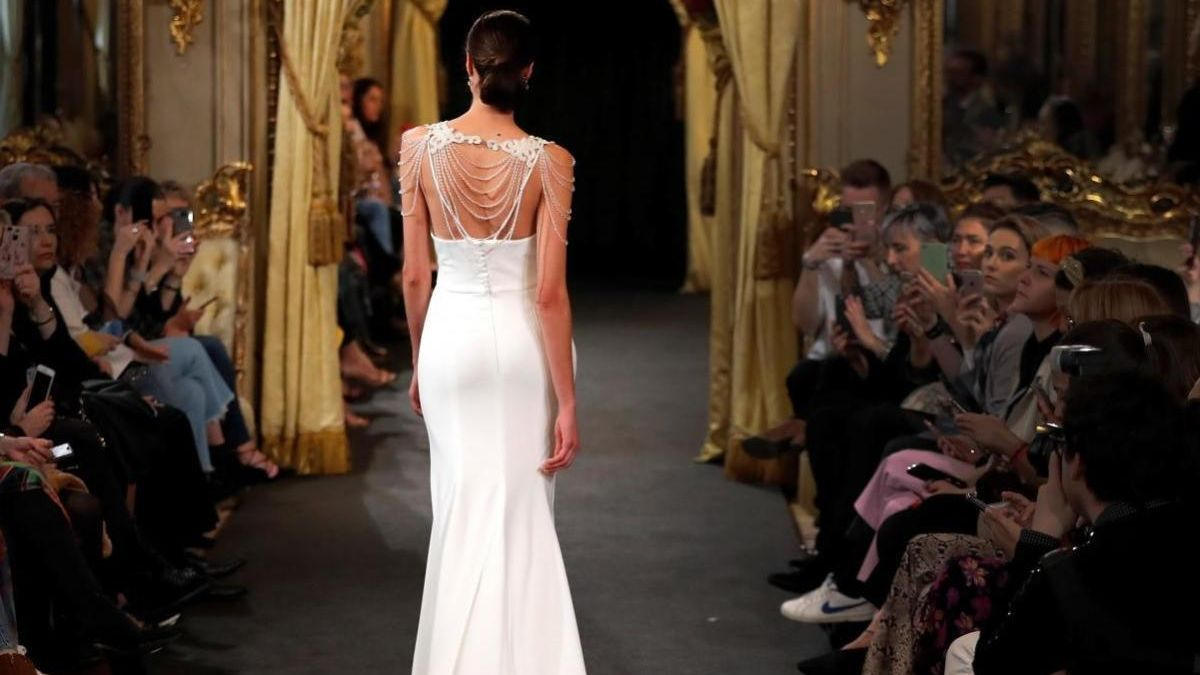 Uno de los vestidos de la edición pasada.