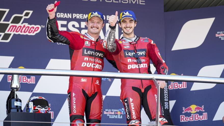Jack Miller, ganador de MotoGP 2021 en el circuito de Jerez