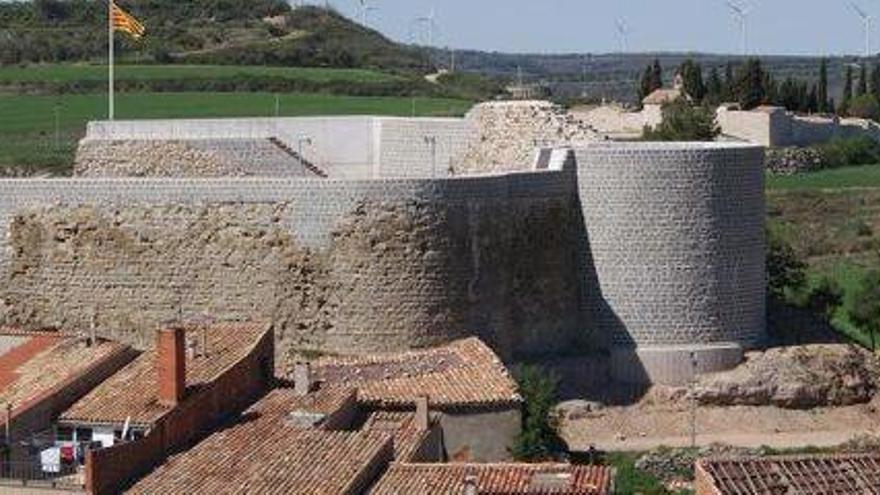 L'Estat redueix a la meitat la reclamació per finançament excessiu al castell de Calaf