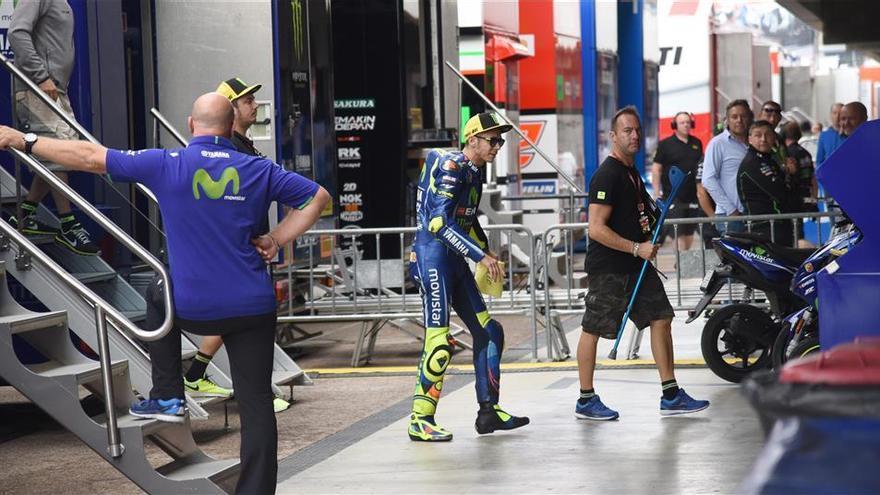 Segundo entrenamiento en Motorland para el Gran Premio de Aragón