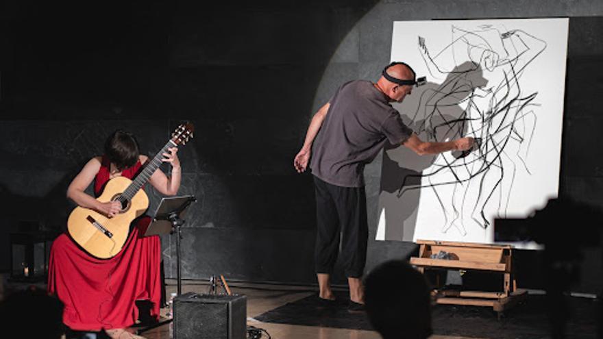 Concert de Silvia Nogales & JOMA aquest dimarts a Castelló