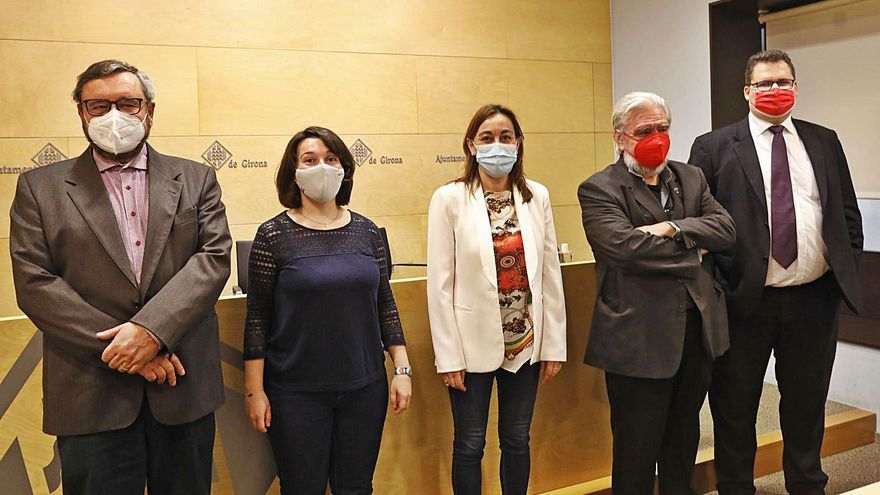 El PSC vol incloure actuacions en tres eixos als pressupostos de Girona