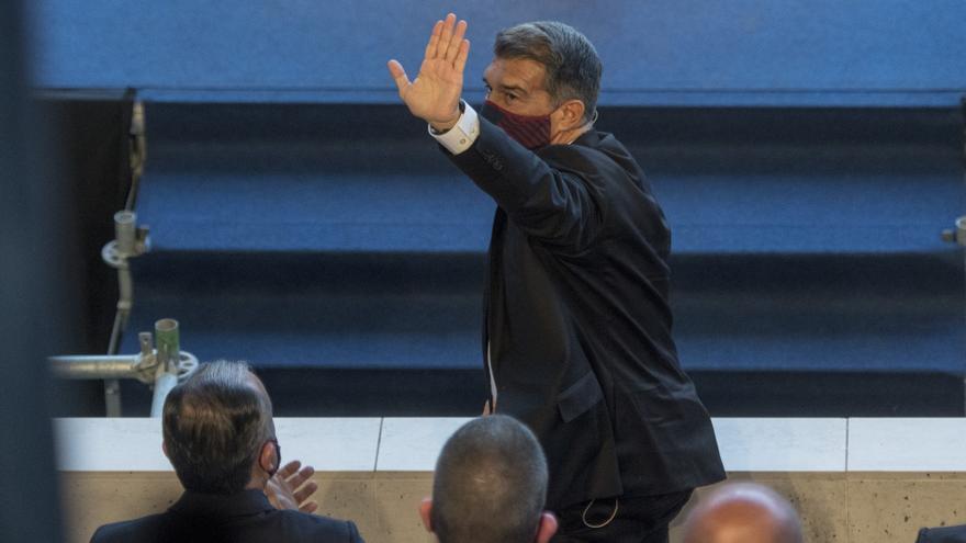 El Barcelona supedita su presencia en la Superliga a la aprobación de sus socios