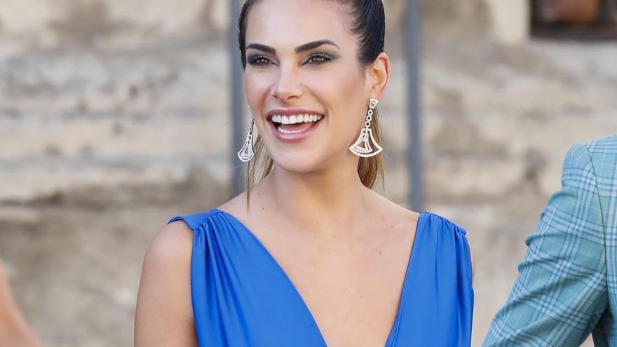 """Carla Barber: """"Vine a Canarias y nadie me pidió prueba de Covid"""""""