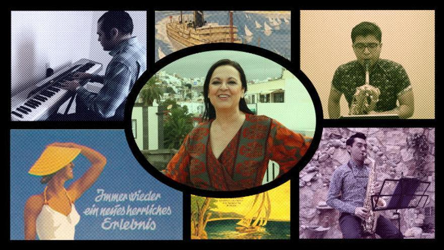 Olga Cerpa y Mestisay estrena vídeo en redes con la Banda Sinfónica de la UNAM