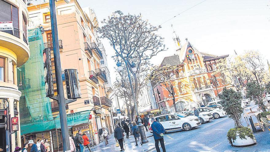 Grezzi anuncia el cierre al tráfico del centro histórico a partir del mes de abril