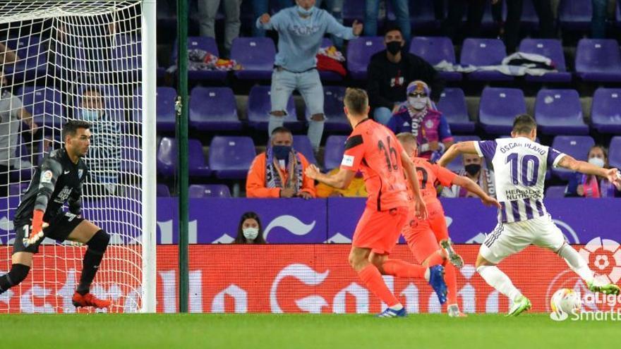 LaLiga SmartBank: Valladolid - Málaga CF
