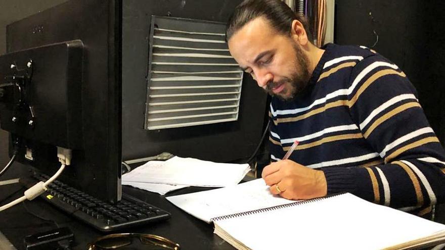 Ezekiel Montes levantará unos estudios de cine de 600 metros cuadrados en El Viso