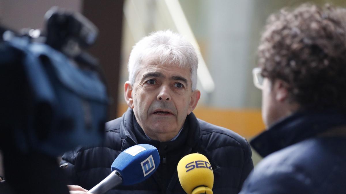 Belarmino Fernández, en una imagen de archivo.