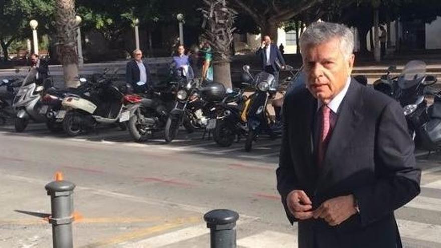 Dos años de prisión para la excúpula de la CAM por los negocios en el Caribe