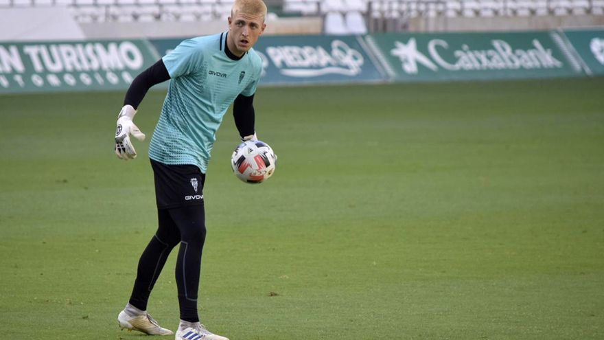 Carlos Marín ya es uno más en el Córdoba CF