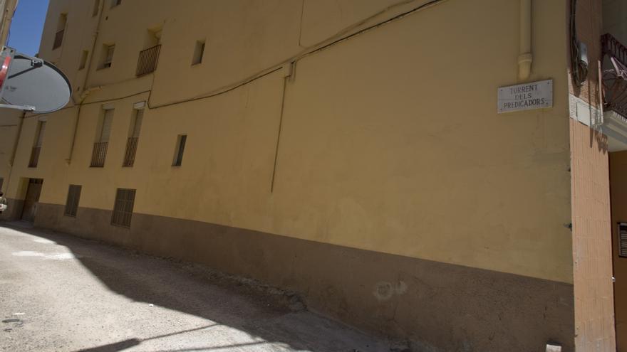 Els veïns pagaran 108.000 euros per la urbanització del passatge torrent dels Predicadors