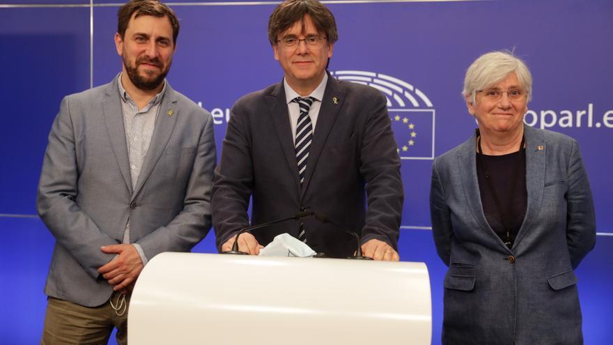 El juez Llarena precisa a Italia que las euroórdenes contra Comín y Ponsatí están en vigor