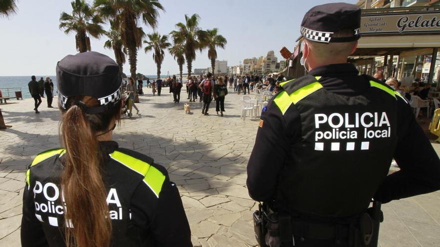 La Policia Local de Blanes denuncia una festa il·legal en un pis i un gimnàs durant la Setmana Santa