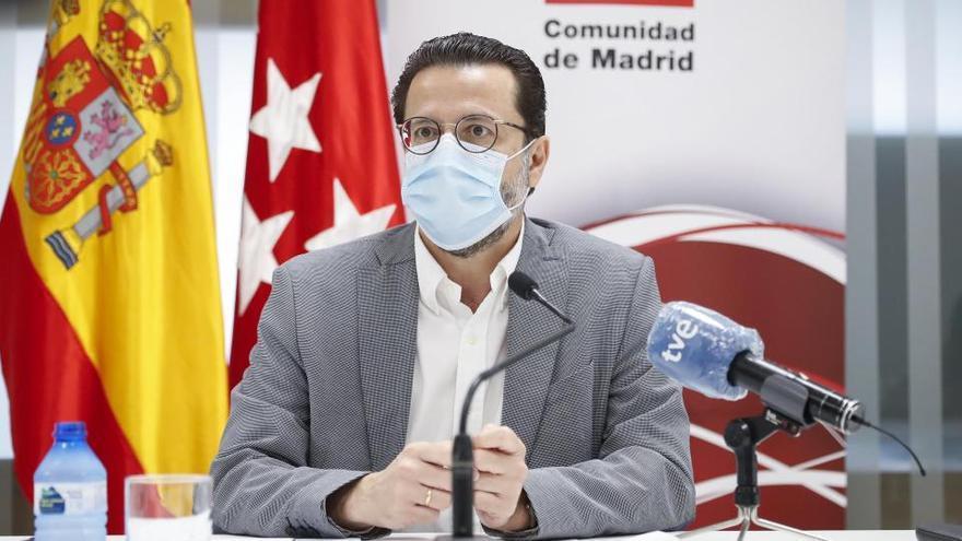 """Madrid tacha de falso el 'efecto capitalidad' con el que Montero justifica su """"hachazo fiscal"""""""