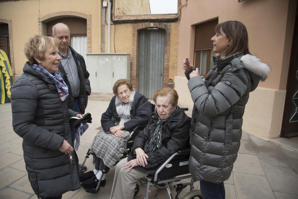 Un grup de veïns de Balsareny impulsa un moviment per reconèixer la figura de Casaldàliga