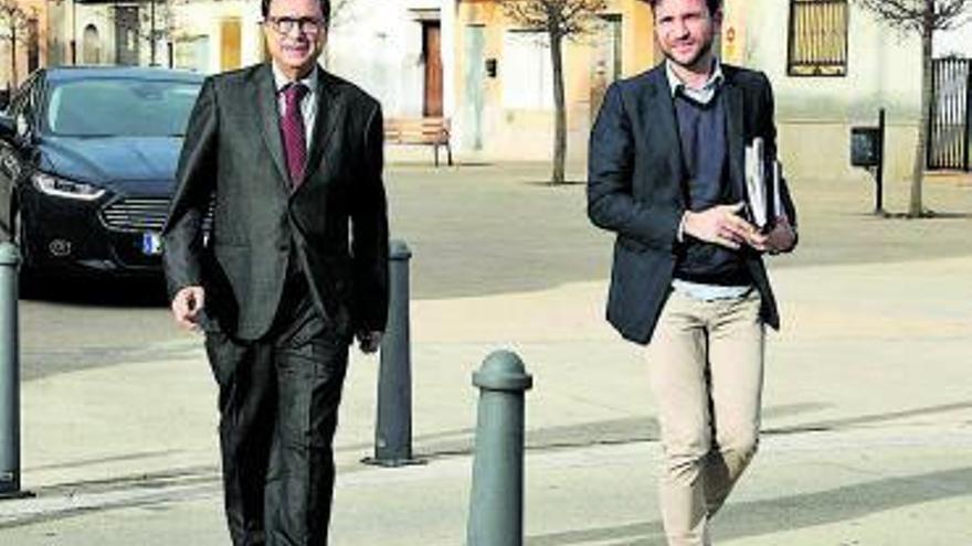 Soler asciende a su jefe de gabinete como nuevo subsecretario
