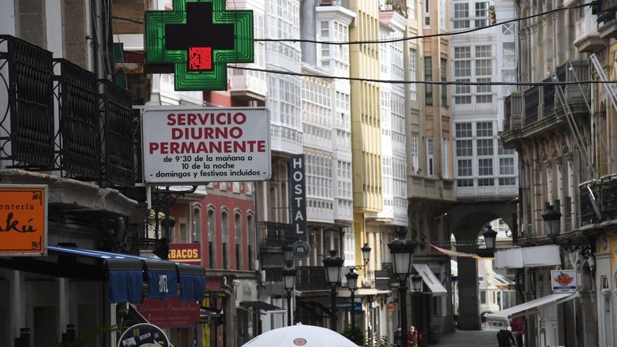 Farmacéuticos gallegos avisan de que los test de autodiagnóstico no dan vía libre para las reuniones familiares