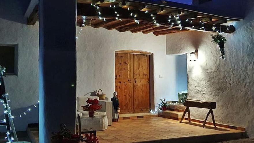 Sant Antoni premia a sus vecinos más navideños