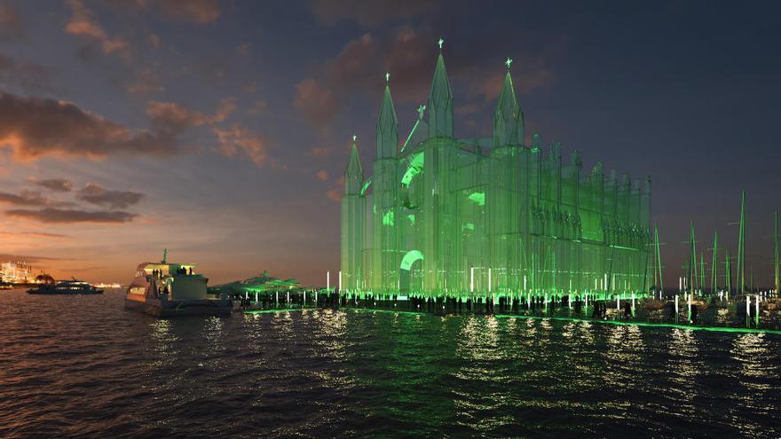 Betreiber von Nassau Beach Club träumt von gläserner Kathedrale