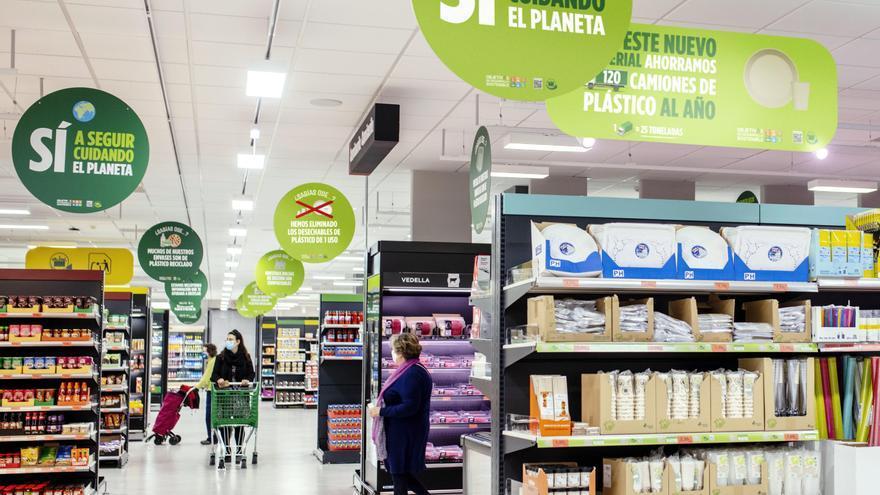 Mercadona elimina los desechables de plástico de un solo uso