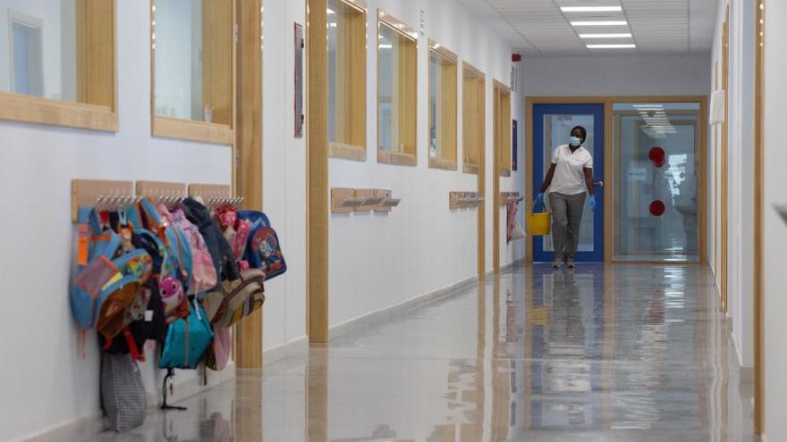 Aumentan a cuatro los alumnos de Ibiza con PCR positiva