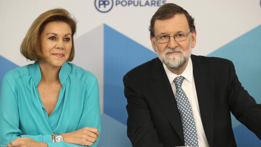 Rajoy y Cospedal no comparecerán en persona ante el tribunal de la caja b