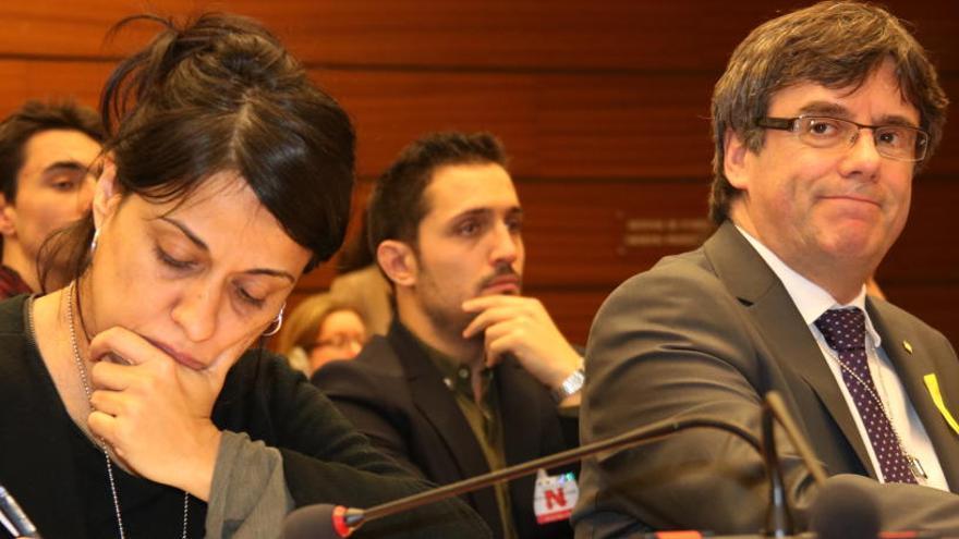 La Fiscalia demana es dicti una petició internacional de detenció per a Rovira