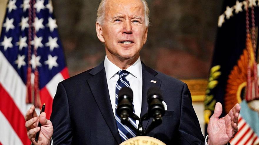 Joe Biden reactiva el compromís dels EUA amb l'ONU per frenar la Xina