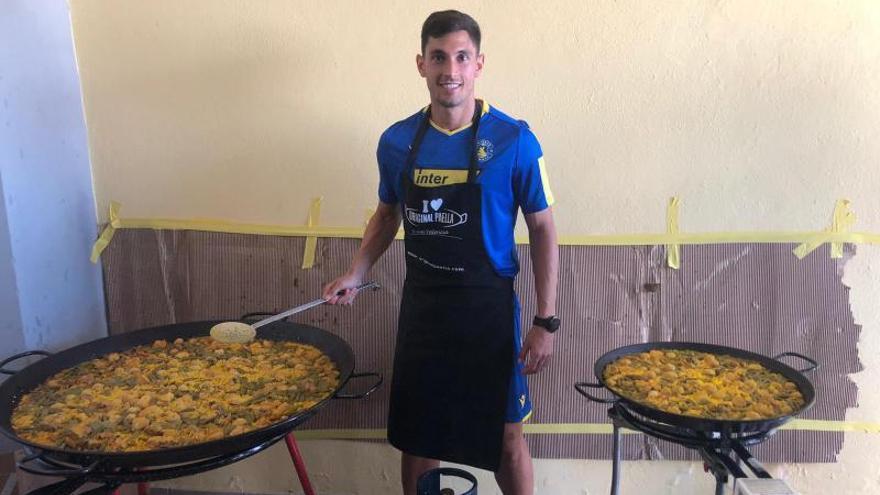 """José Luis Valiente: """"En Grecia llevamos 4 meses de encierro, solo podemos ir a jugar"""""""