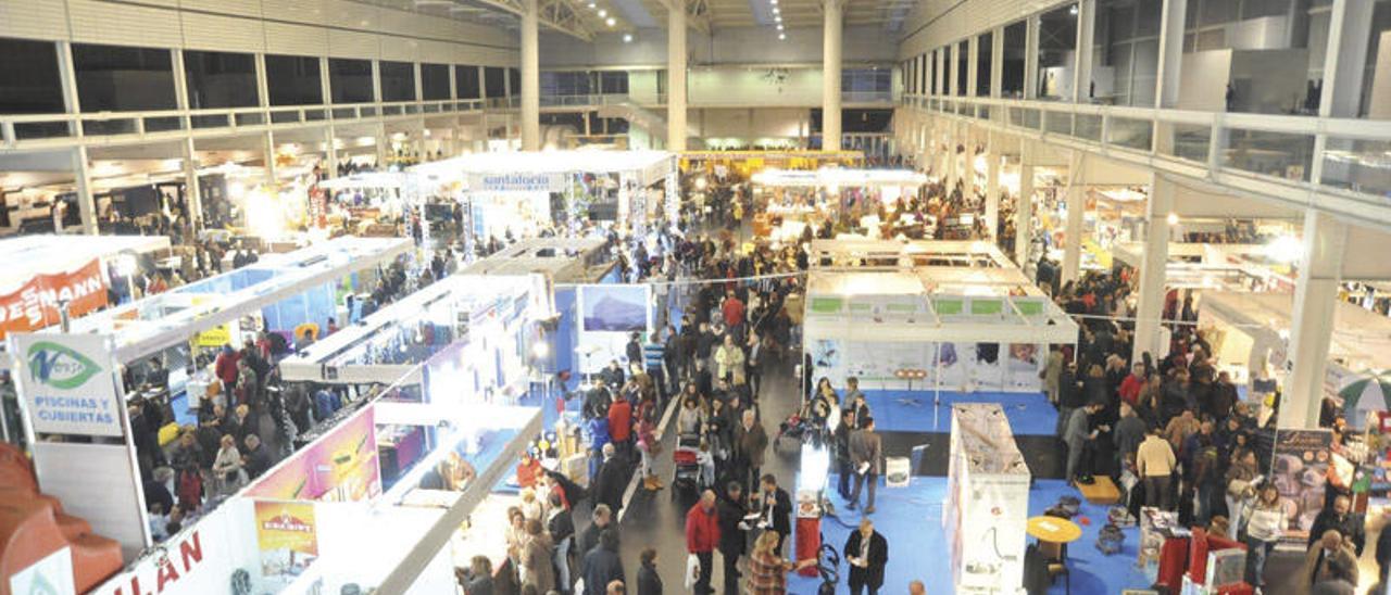 La  Feria de Muestras celebra desde hoy su vigésimo aniversario en  Expocoruña