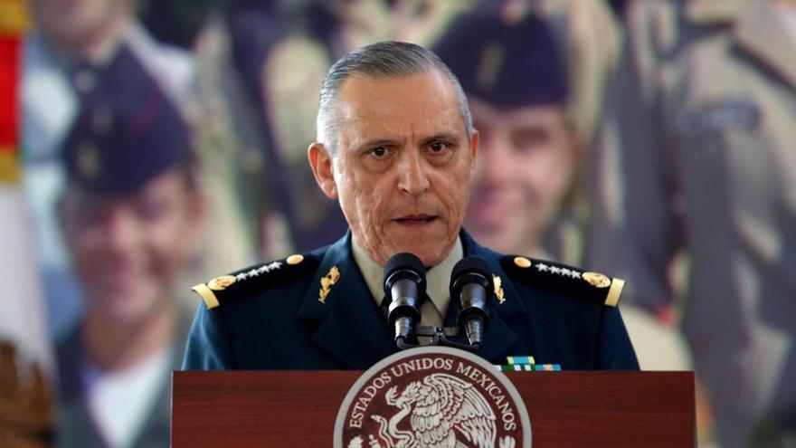 EEUU se reserva el derecho a procesar al general Cienfuegos