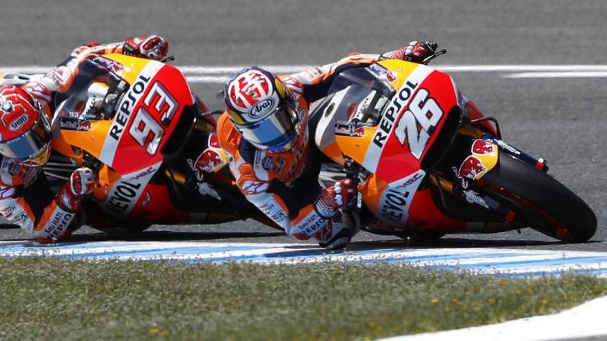 Horarios de MotoGP: Gran Premio de España en el circuito de Jerez
