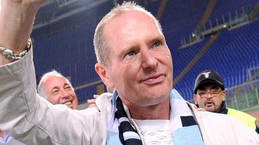 Imputan por agresión sexual al exfutbolista inglés Paul Gascoigne