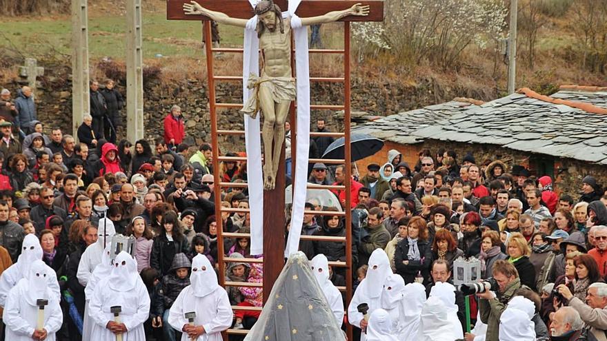 485 años de las indulgencias papales a la Semana Santa de Bercianos de Aliste