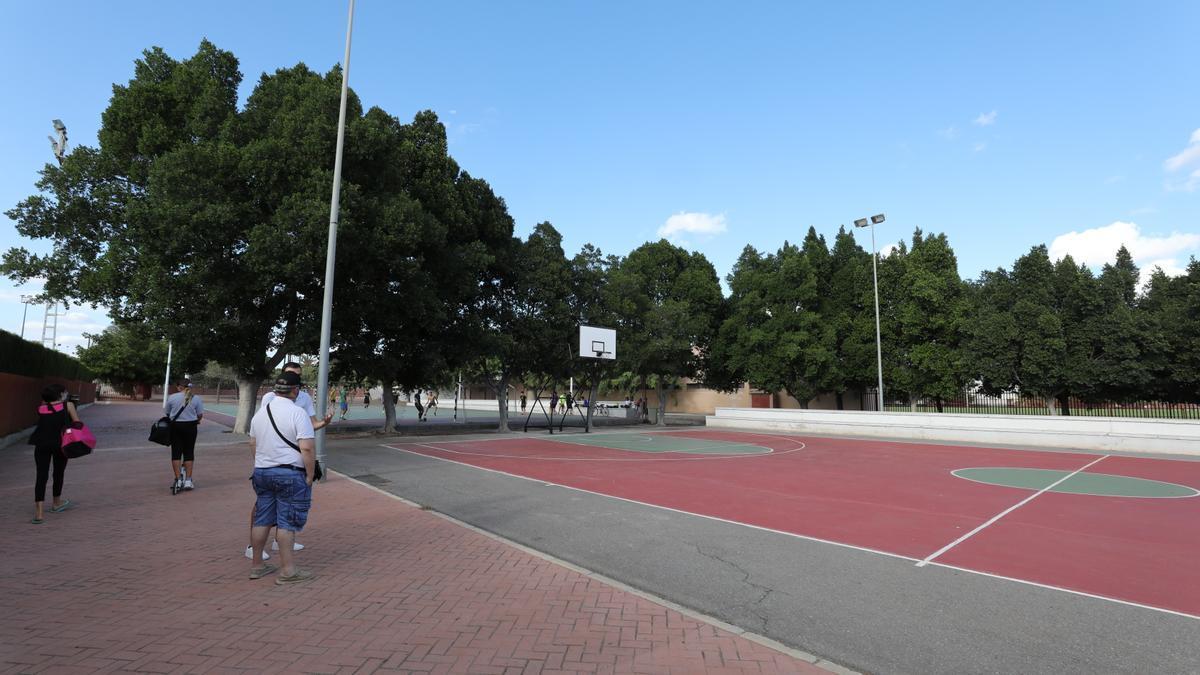 Instalaciones deportivas municipales, Elche