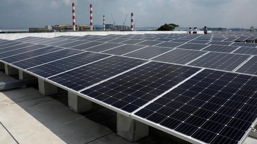 Una nueva batería producirá energía solar de noche