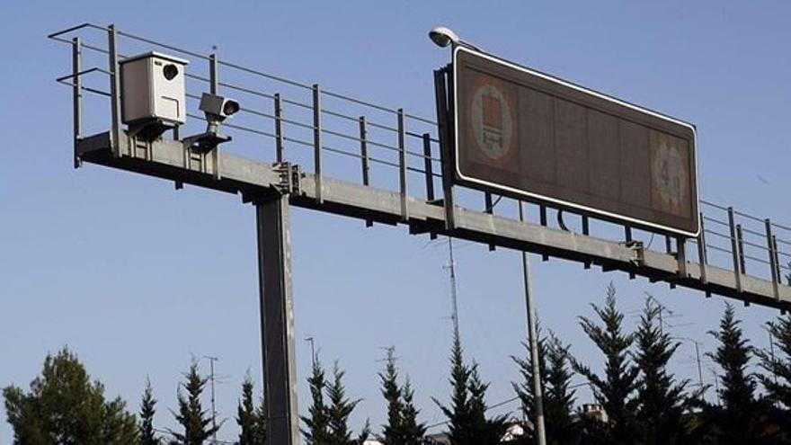El radar más activo del país está en Málaga capital