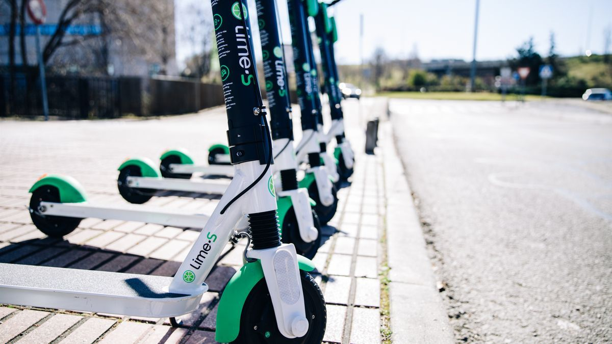 Economía/Empresas.- Uber integra los patinetes de Lime en su app