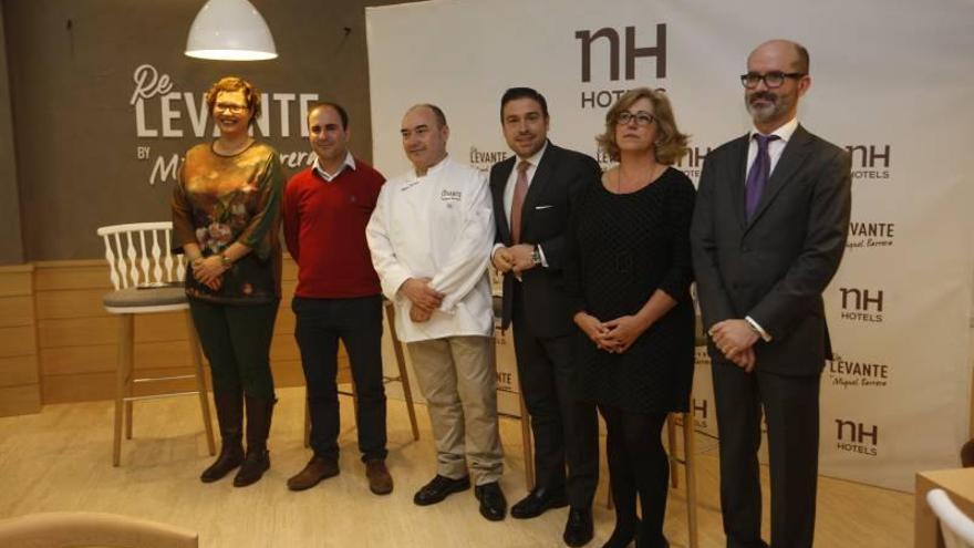 NH Mindoro inaugura un nuevo espacio gastronómico