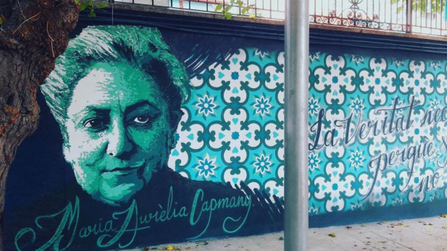 Dotze artistes pintaran obres d'art urbà a les parets de Monistrol de Calders
